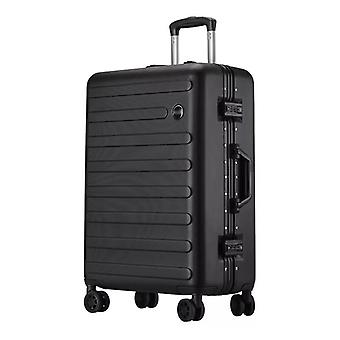Aluminium Frame Hard Suitcase, Abs Spinner Cabin Trolley Luggage