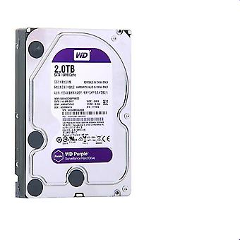 Purple Surveillance 2tb Hard Drive For Security System