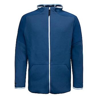 Under Armour Unstoppable Move Light Full Zip Mens Hoodie Blue 1329265 437