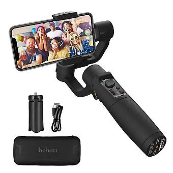 3-Axis gimbal stabilizer for smartphone - hohem iphone gimbal stabilizer with face tracking motion t