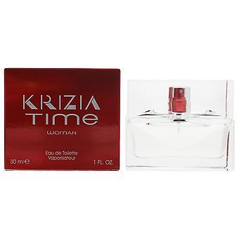 Krizia Time Woman Eau de Toilette 30ml Spray