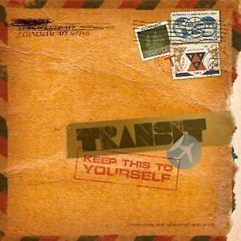 Transit - Keep This to Yourself [Vinyl] USA import