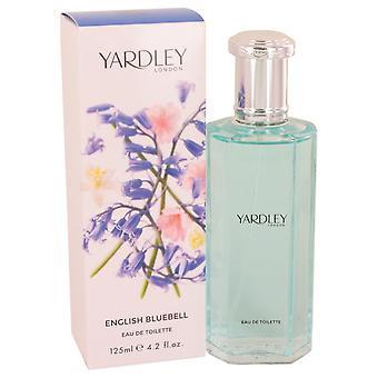 Englanti Bluebell by Yardley London Eau de Toilette Spray 4,2 oz/125 ml (naiset)