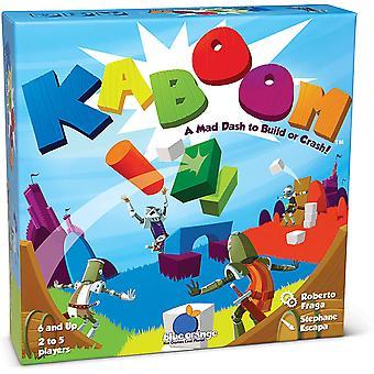Kaboom -- اندفاعة جنون لبناء أو تحطم!