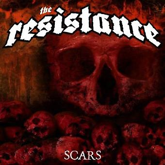 Resistance - Scars [CD] USA import