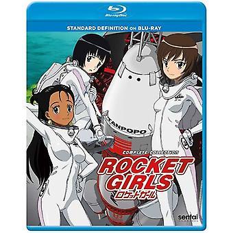 Rocket Girls [Blu-ray] USA import