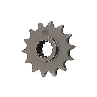 Triplo pignone anteriore in acciaio S 1182-14