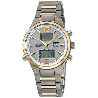 Mens Watch Ett Eco Tech Time EGT-11323-10M, Quartz, 40mm, 10ATM