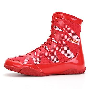 Professional Fighting Wrestling Shoes - Men Anti Slip Boxing Sneakers