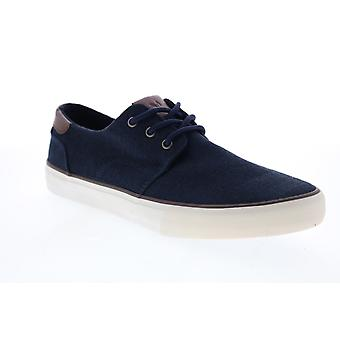 Andrew Marc Briggs  Mens Blue Synthetic Lifestyle Sneakers Shoes