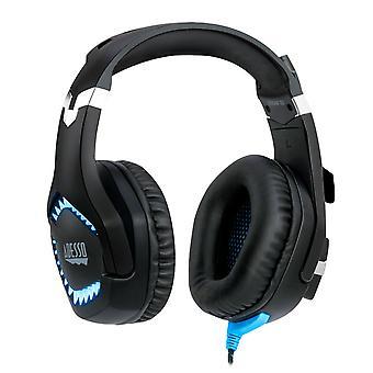 Εικονικά ακουστικά 7.1 παιχνιδιών - Adesso Xtream G3