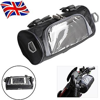 Motorcycle Magnetic Tank Bag, Motorcycle Front Windshield Storage Container