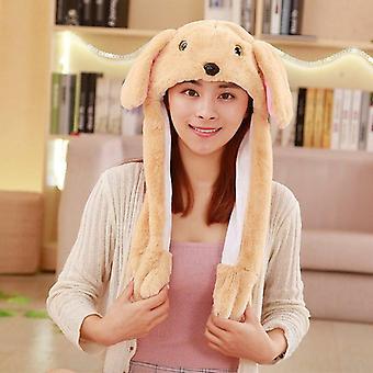 Cartoon Plush Doll Toy Hat