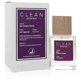 Fragancia limpia para el cabello de la piel de reserva (Unisex) por limpiar 1.7 oz fragancia capilar