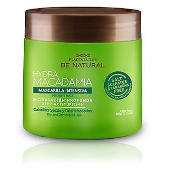Be Natural Hydra Macadamia Mask 350 gr