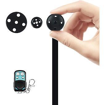 1080P HD Mini Spionagekorder, versteckte Kamera mit Bewegungserkennung und Fotoaufnahme, 6 Stunden