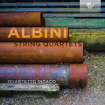 Stråkkvartetter [CD] USA import