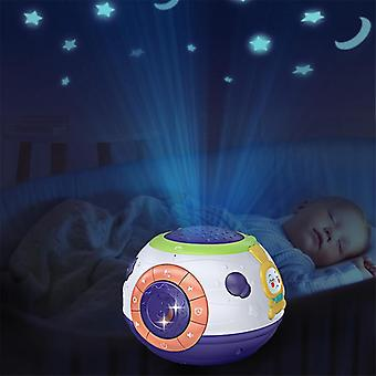 Toys For Starry Sky Night Light Projector Baby Sleep
