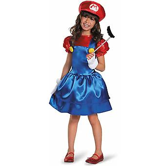Children's Day, Super Mario Girl, Mario Cosplay, Stage Performance Costume