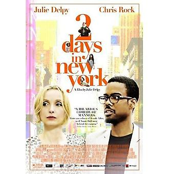 2 Days in New York [BLU-RAY] USA import