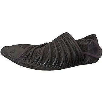 Vibram Furoshiki Icon Japanese Wrapping Stretch Sole Womens Shoes - Dark Jeans
