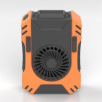 Mini ventilateur licol poignet suspendu portable paresseux ordinateur de bureau portable poignet sans lame ventilateur suspendu