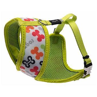 Rogz Petral Trendy Harness Green (Perros, Collares, Plomos y Arneses, Arneses)