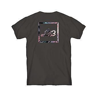 Lost Caliente Short Sleeve T-Shirt in Black