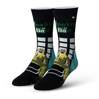 Odd Sox King Walt Crew Socks in Multi