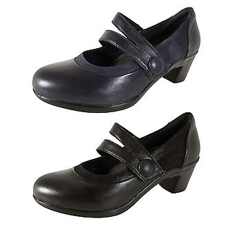 Aravon Womens Lexee Mary Jane Pump Shoes