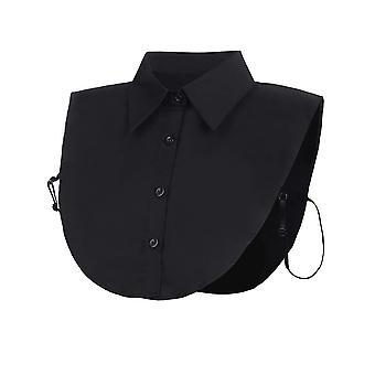 2 Pieces fake collar detachable blouse dickey collar half shirts false collar for women favors pl-480