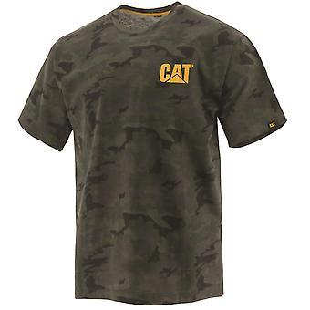 Caterpillar Mens Trademark T-Shirt