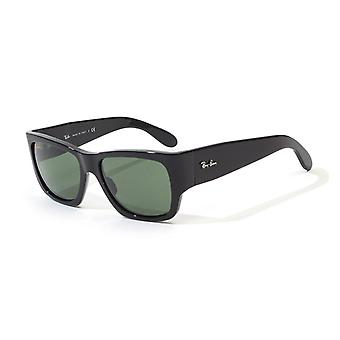 Ray-Ban Wayfarer Nomad Sunglasses - Black