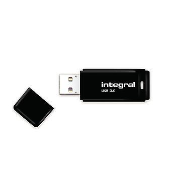 Integral 8GB USB3.0 Memory Flash Drive (Memory Stick) Black