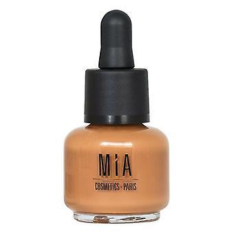 flytende utgjør base mia kosmetikk paris 0709 (15 ml)