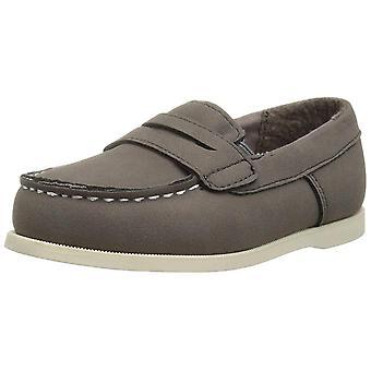 Kids Carter's Boys Simon 4 Slip On Penny Loafers