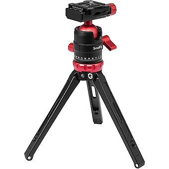 Wokex Tripod Aluminum Tabletop Tripod with Angle Control Ring Compatible Arca-Swiss Updated 360