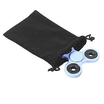Black Universal Fingertip Spinner Toys Storage Bag Package Bags Pocket Bag