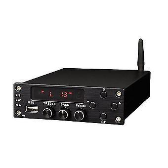 PJ.MIAOLAI T10 TDA7498L 200W Bass Treble HIFI Lossless Amplifier Support RCA USB