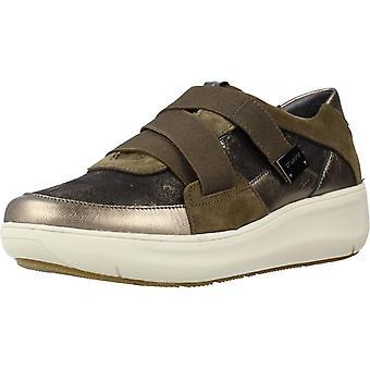 Stonefly Shoes Comfort Rock 11 Laminado Lth/vel Cor 425