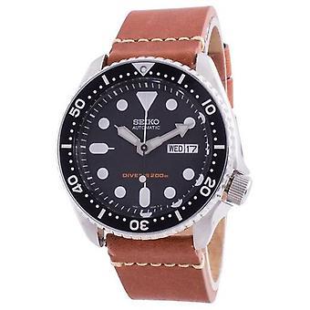 Seiko Discover More Автоматические Дайверские Часы Skx007k1-var-ls21 200m Мужские часы