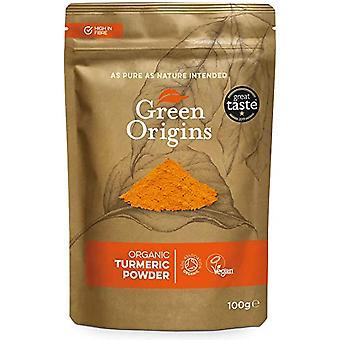 Organic Turmeric Powder - 100 grams