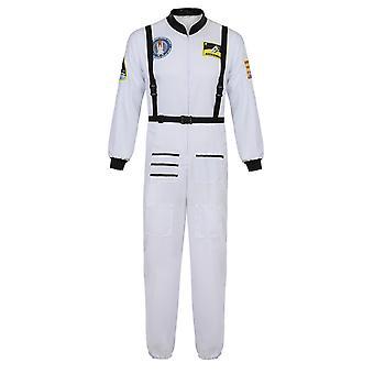 宇宙飛行士衣装男性ハロウィーン衣装女性宇宙飛行士スーツ宇宙衣装ロリープレイ