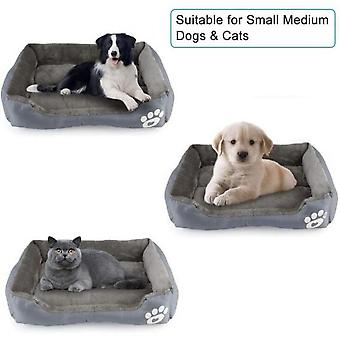 Dog Bed Dog Bed Cushion For Dog Cat Washable Extra Soft Comfortable And Cute Cushion For Cat Bed Dog With Cha