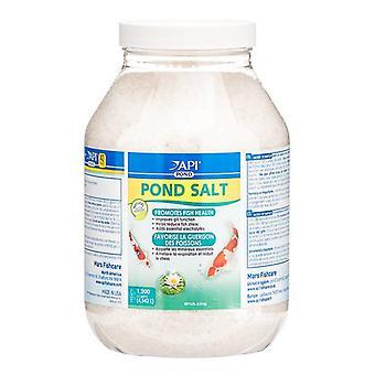 PondCare Pond Salt - 9.6 lbs (Treats 1200 Gallons)