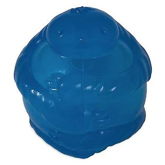 JW Pet Squeaky Sloth Ball Dog Toy Small - 1 count