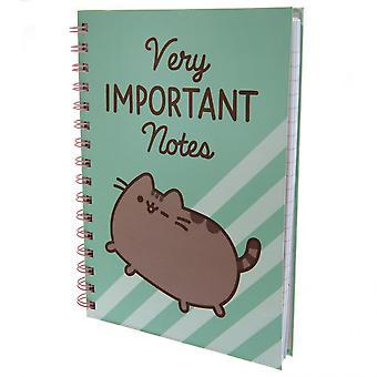 Pusheen Belangrijke A5 Notebook