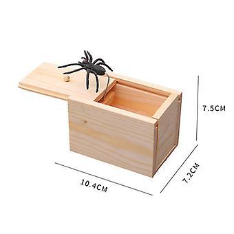 Spider Box Prank Toy