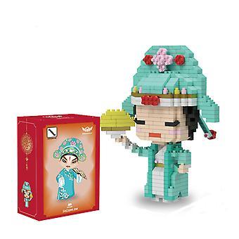 Xiaosheng Concrete Block  For Creative Play Building Block Sets