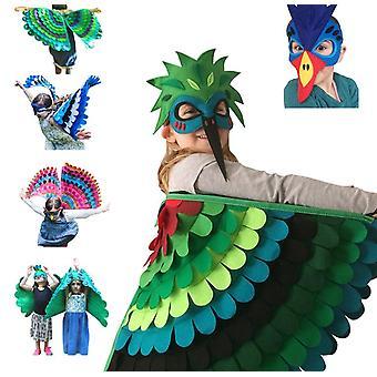Felt Wings Halloween Costume For Children